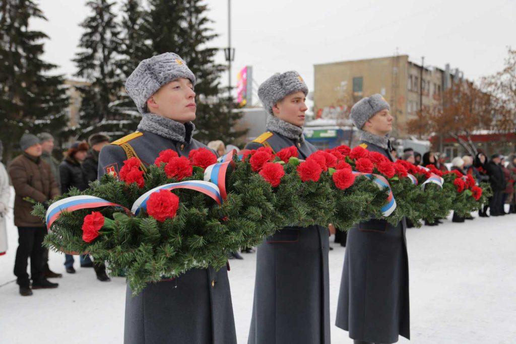 День Памяти военнослужащих, погибших на Северном Кавказе 2016