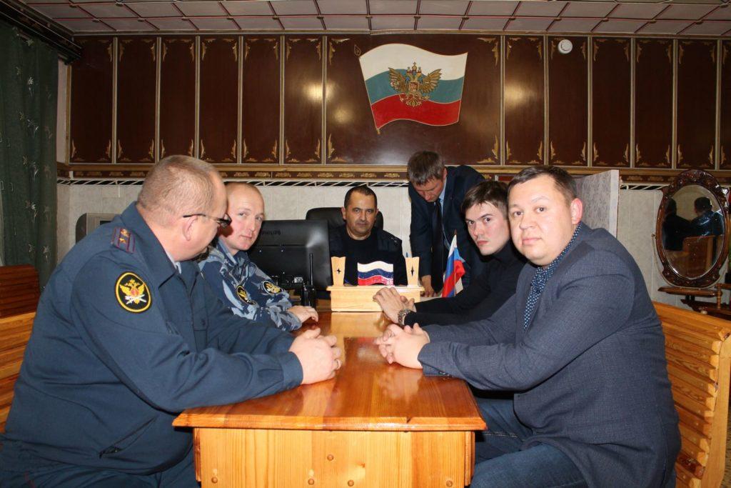 ОНК. Рабочая поездка Ивдель-Краснотурьинск
