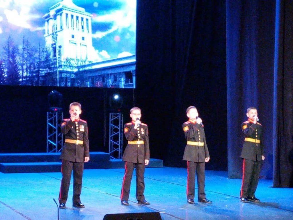19.05.19 Прошел гала-концерт 28-го ежегодного фестиваля армейской песни «Когда поют солдаты».
