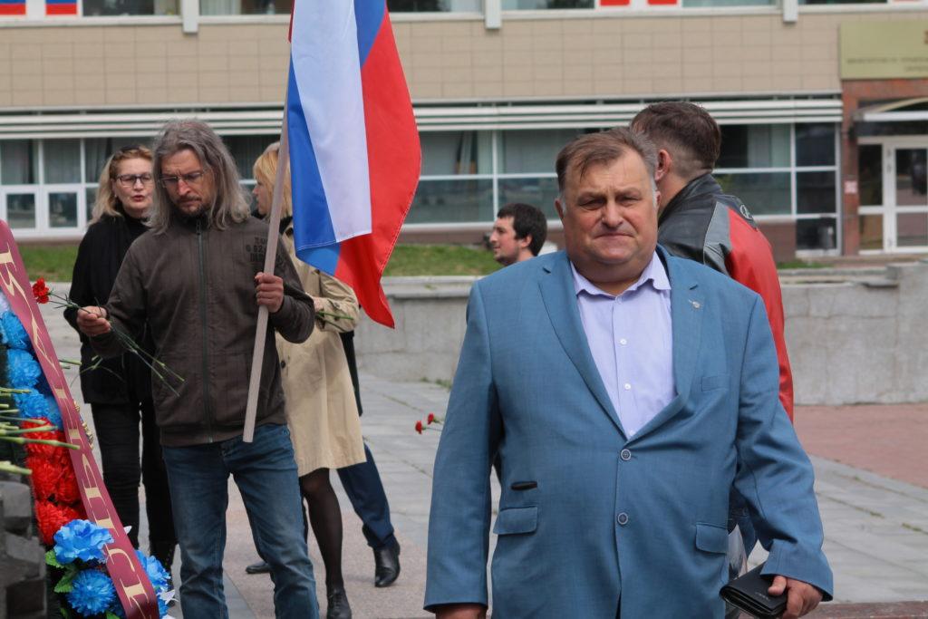 День ветеранов боевых действий. г.Екатеринбург