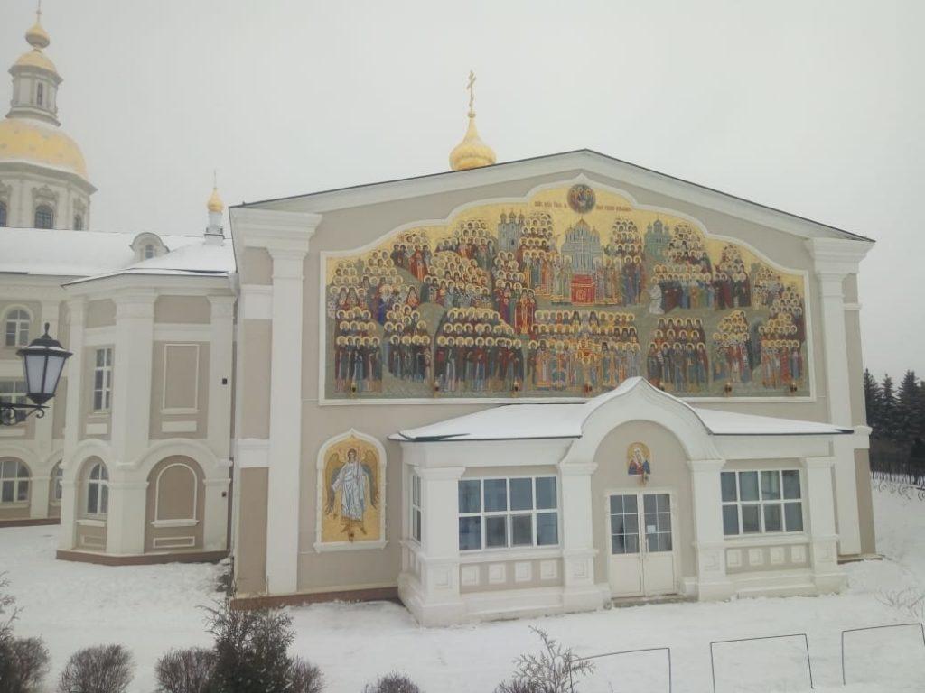 Помощь в подготовке Храма к празднику Рождество Христово