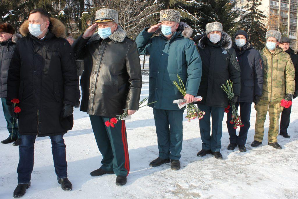 День памяти о россиянах, исполнявших свой  служебный долг за пределами Отечества