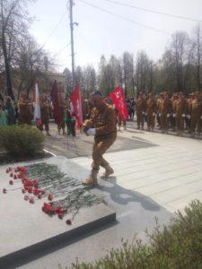 9 мая. г. Берёзовский