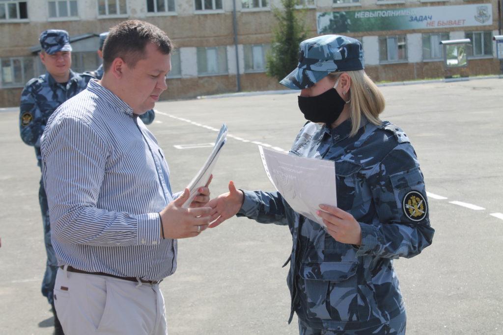 Первый этап Всероссийского смотра-конкурса профессионального мастерства среди социальных работников исправительных учреждений уголовно-исполнительной системы Российской Федерации